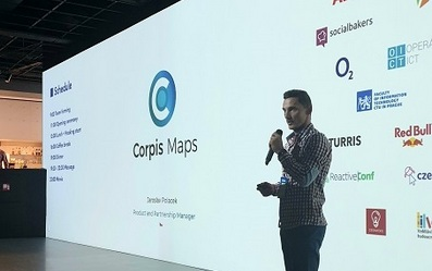 Corpis Maps na HackPrague 2019