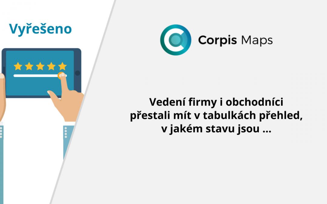 ⭐ Inspirujte se tím, jak Corpis Maps používají ostatní