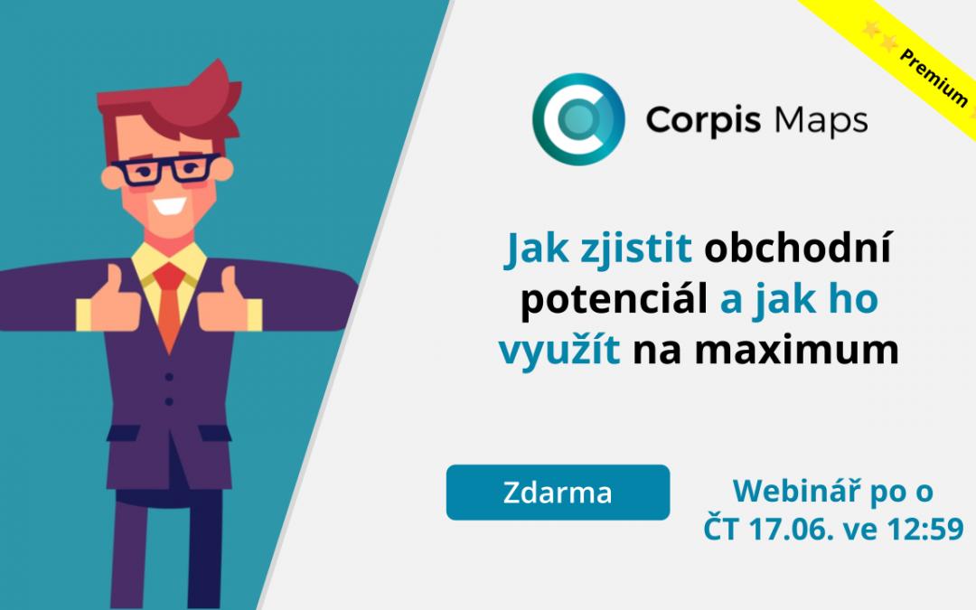 Webinář po o 🥗 – Jak zjistit obchodní potenciál a jak ho využít na maximum