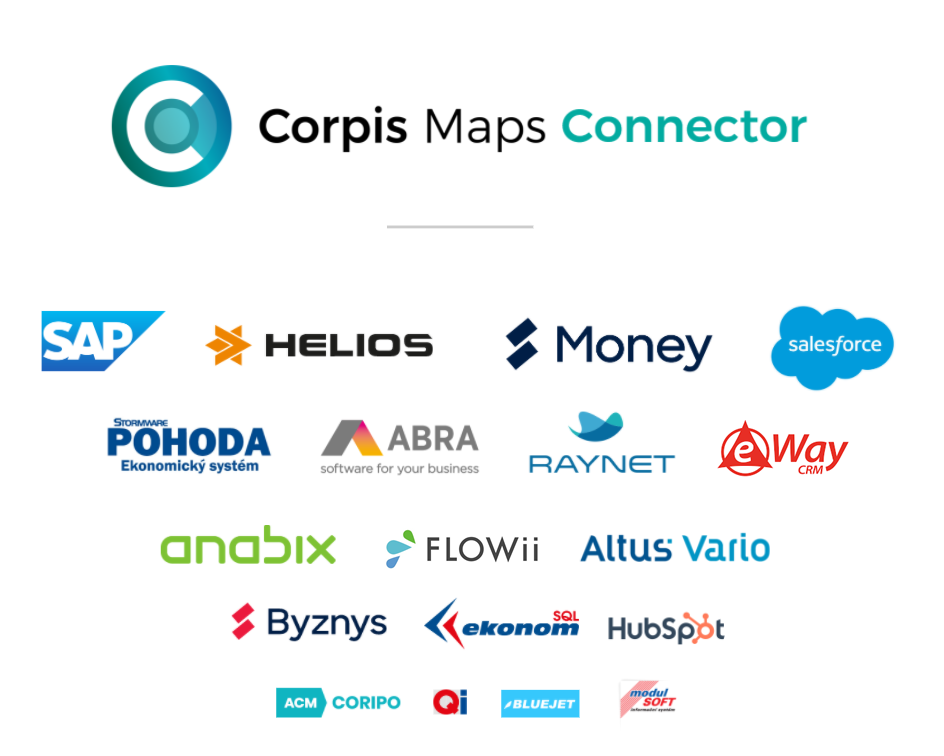 Corpis Maps Connector